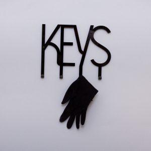 pendurador-keys | Wall Done