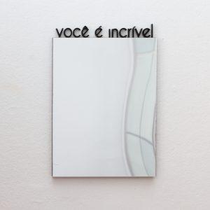 espelho-de-parede-empoderamento-voce-incrivel | Wall Done