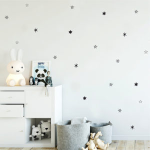 adesivo-de-parede-ceu-estrelado-ambientado | Wall Done