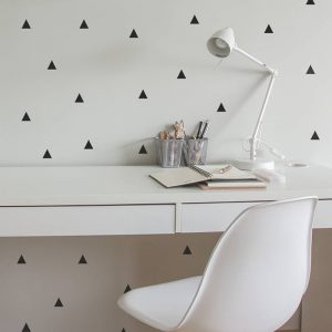 Adesivo de Parede Triângulo | Wall Done