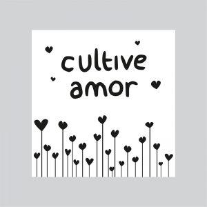 Arte Lightbox Cultive Amor   Wall Done