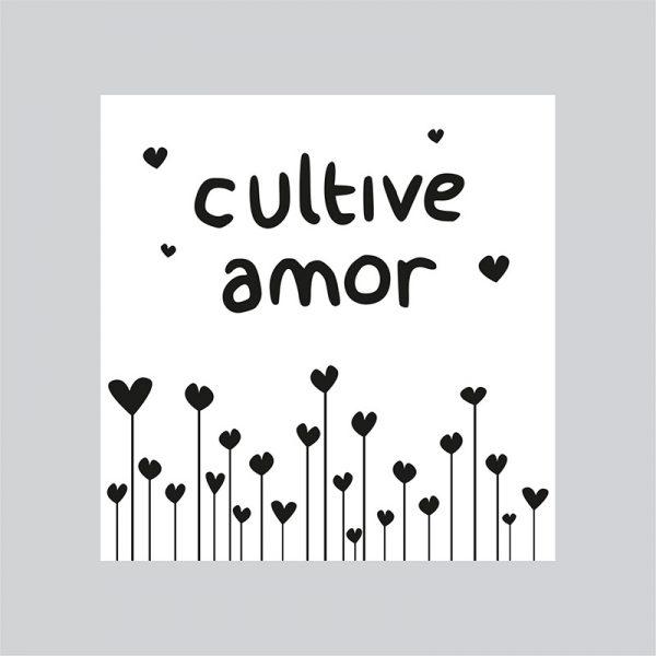 Arte Lightbox Cultive Amor | Wall Done