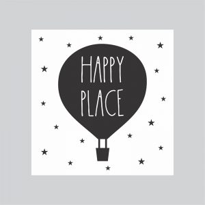 Arte Lightbox Happy Place | Wall Done