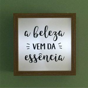 Lightbox Beleza | Wall Done