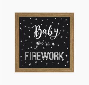 Lightbox Firework | Wall Done