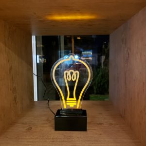 luminaria-lampada-bivolt | Wall Done