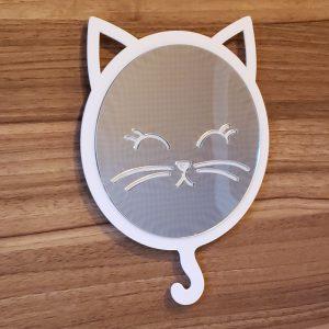 espelho-de-parede-gatinho| Wall Done