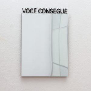 espelho-de-parede-empoderamento-voce-consegue | Wall Done