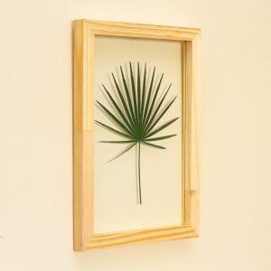 quadro-folha-de-palmeira | Wall Done