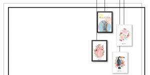Lançamento quadros fresquinhos - Slider | Wall Done