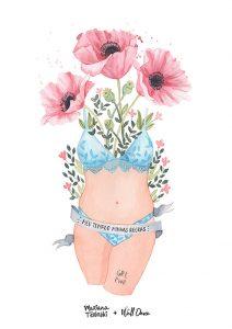 poster-aquarela-empoderamento-feminino | Wall Done