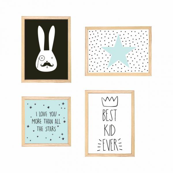kit-quadros-quarto-menino-2 | Wall Done